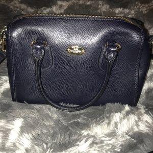 Coach mini Bennett satchel purse